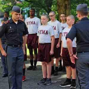 New Cadets Arrive