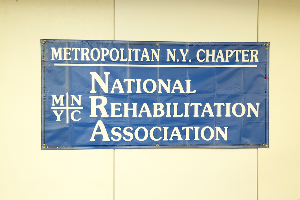 A BANNER OF NRA