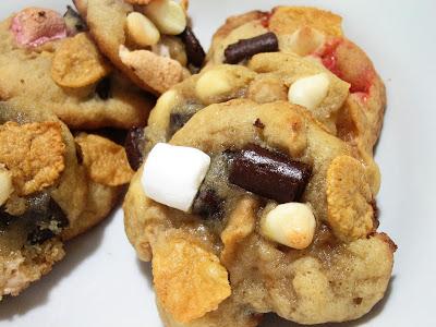 mariel jimenez marshmallow cornflake cookies7