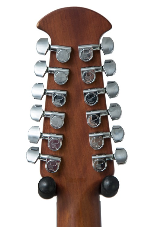 small resolution of used ovation celebrity cc165 12 string sunburst acoustic electric guitar