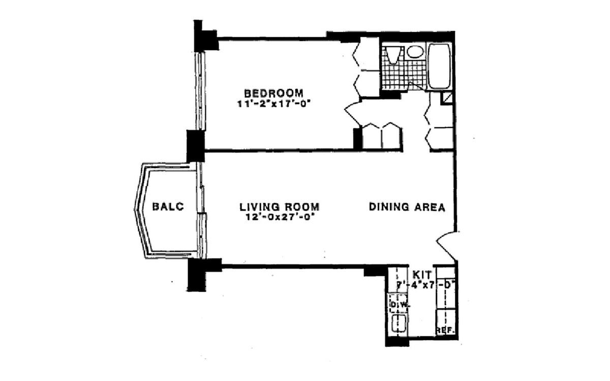 The Eastwinds at 345 East 80th Street in Upper East Side