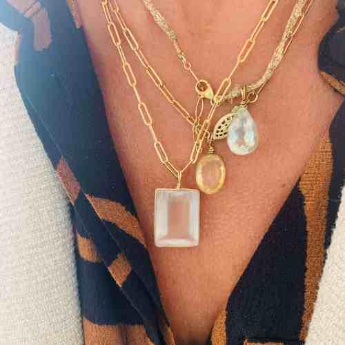 Nynybird Collier quartz