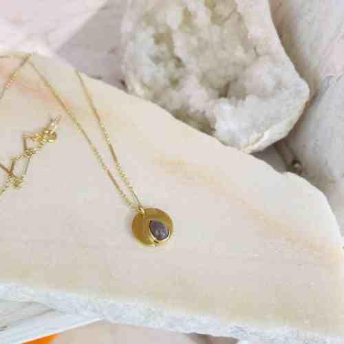 Médaillon Opale de Feu Nynybird