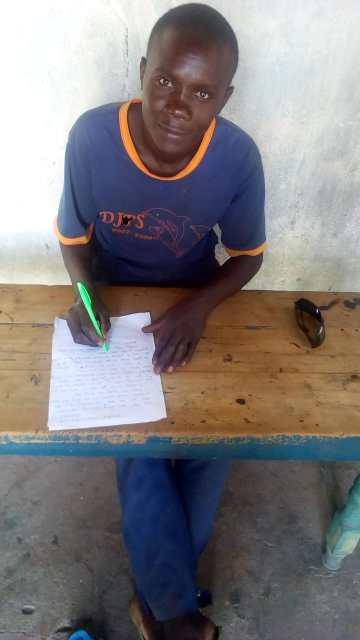 Tony Odhiambo Akaga
