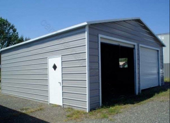 Carolina Carports Garages Type