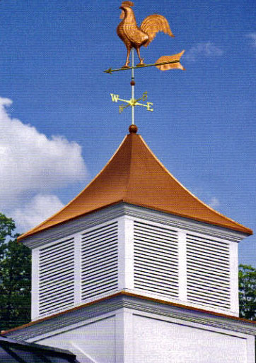 Cupolas  Weathervanes  Outdoor Accents