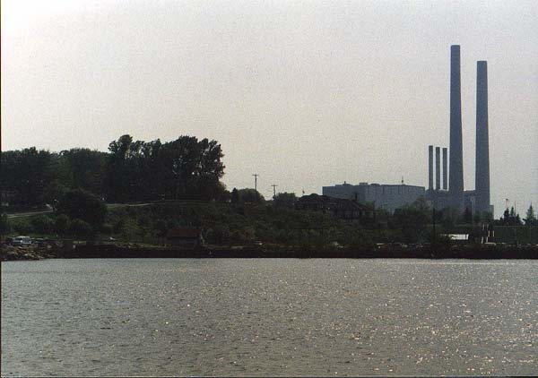 Cayuga Power Plant Station
