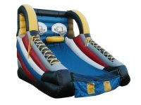 Hoops Inflatable  Inflatable Rental  NY Party Works