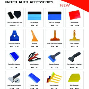 Tinting and Wrap Tools