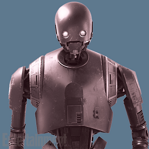 K-2SO - Courtesy of Entertainment Weekly