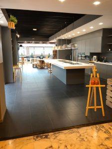 local espacio Nyri escuela de cocina en cc espacio torrelodones
