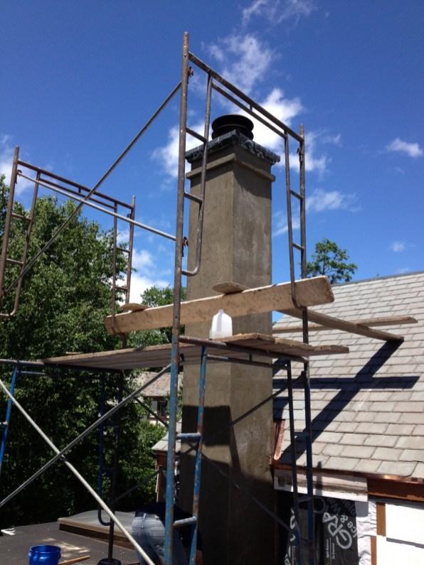 Chimney Repair in Bronxville NY