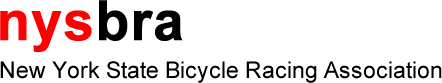 New York State Bicycle Racing Association Logo