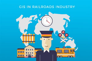 Webinar Announcement: Using GIS in the Railroads Industry