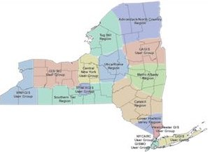 Nyc Map Gis.Nys Gis Association A Non Profit Organization For Geospatial
