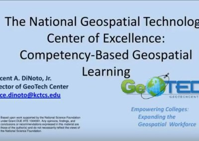 GeoTech Model Course