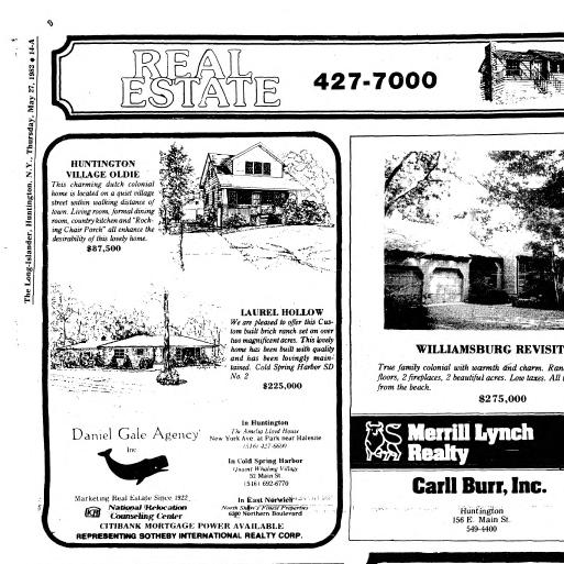 huntington chair corporation 1 piece patio cushions the long islander n y 1839 current may 27 1982 page 46 image nys historic newspapers
