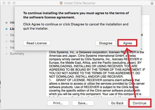 How to Install/Configure Citrix Receiver on a Mac | Nystrom & Associates
