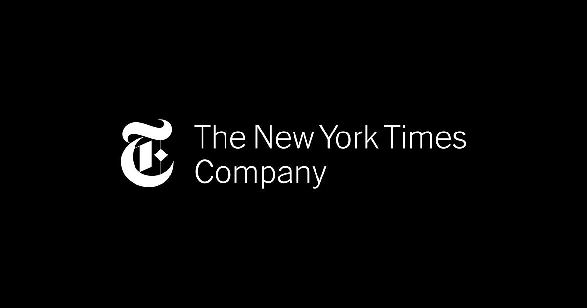 Calendar | The New York Times Company