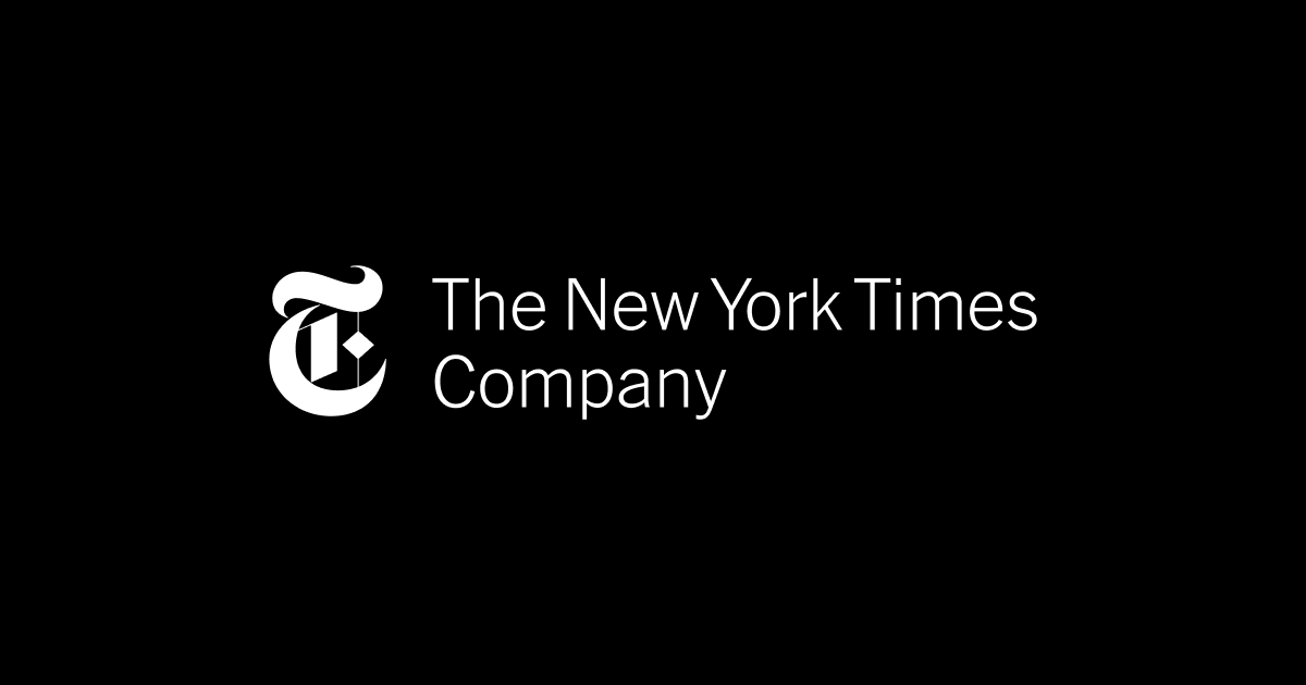 Calendar | The New York Times Company