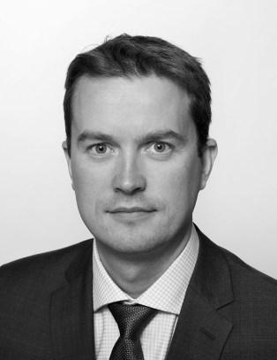 Statssekretær Bård Glad Pedersen.