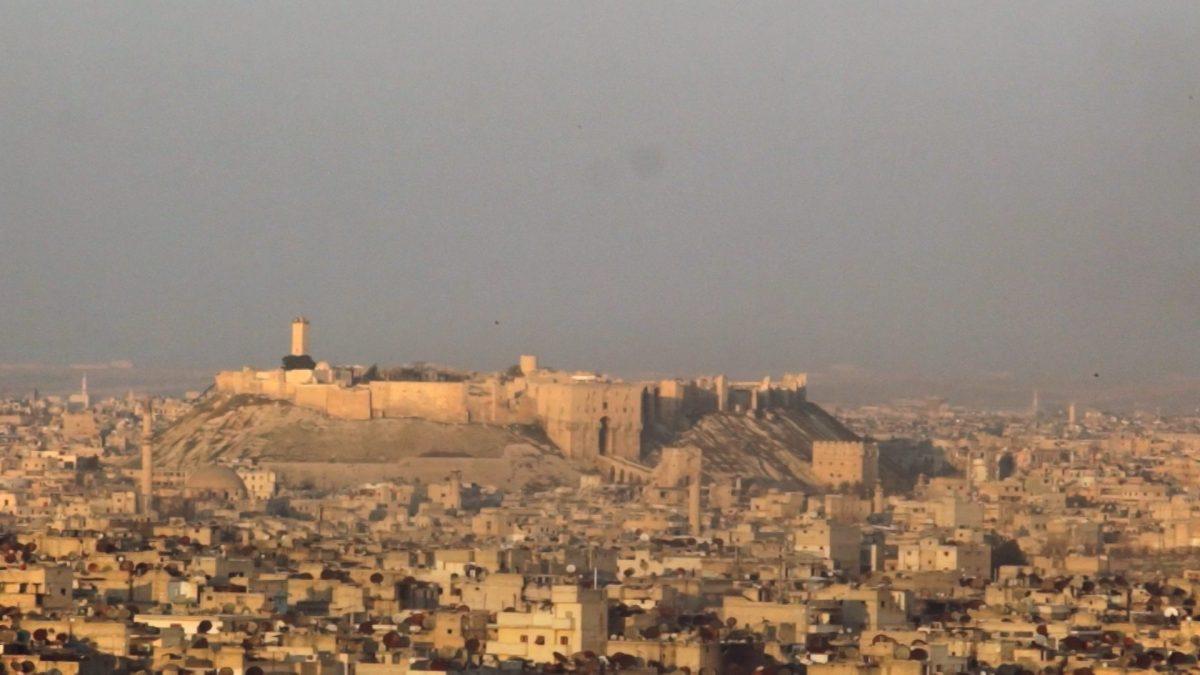 Aleppos fall fra innsiden