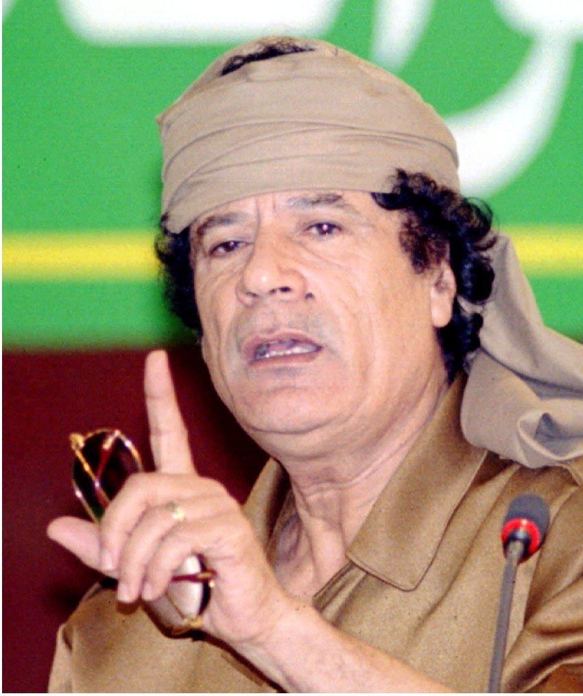 Libya-krigens bedrag
