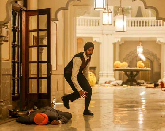 Hotel Mumbai Regissør Anthony Maras