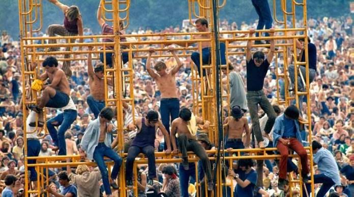 Woodstock festivalen