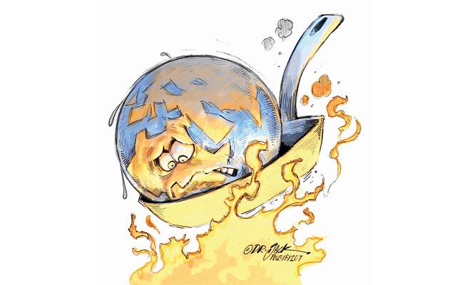 klima krise