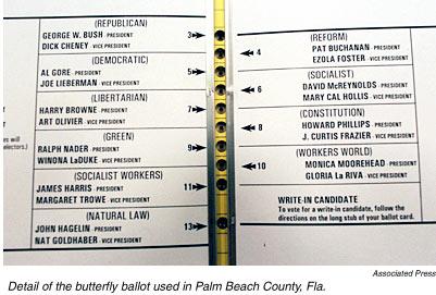 florida ballot