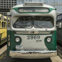 GM Vintage Fleet Bus 2969