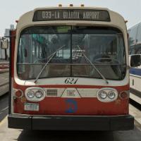 GM Vintage Fleet Bus 621