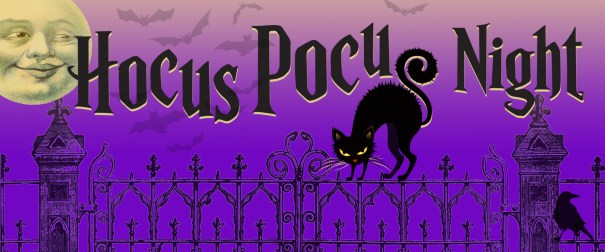 SUBWAY SHINDIG HOCUS POCUS NIGHT