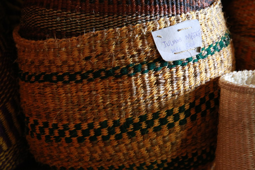 Weaving Between the Generations, One Basket at a Time