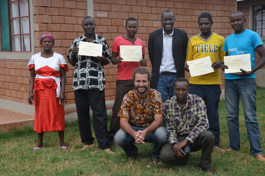 Meet Jose, Nyumbani Village's Spanish Solar Expert