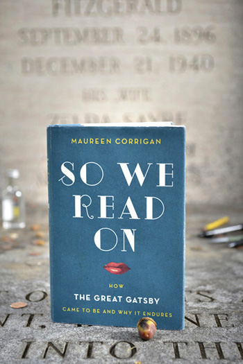 Benefit Auction to Include Dinner offer with Author Maureen Corrigan
