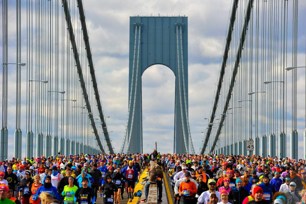 NYC marathon runner Javier Morales share why Nyumbani is important to him
