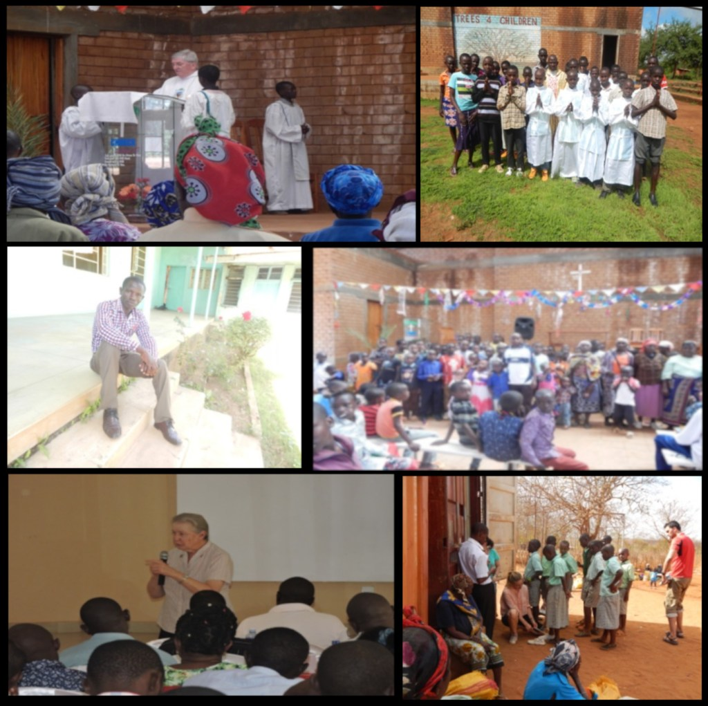 Recent happenings in Nyumbani Village