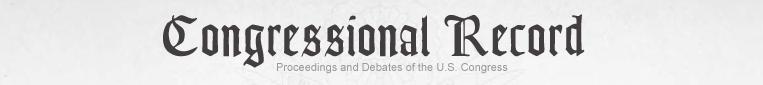 U.S. Congressional Record on Nyumbani's 25th Anniversary