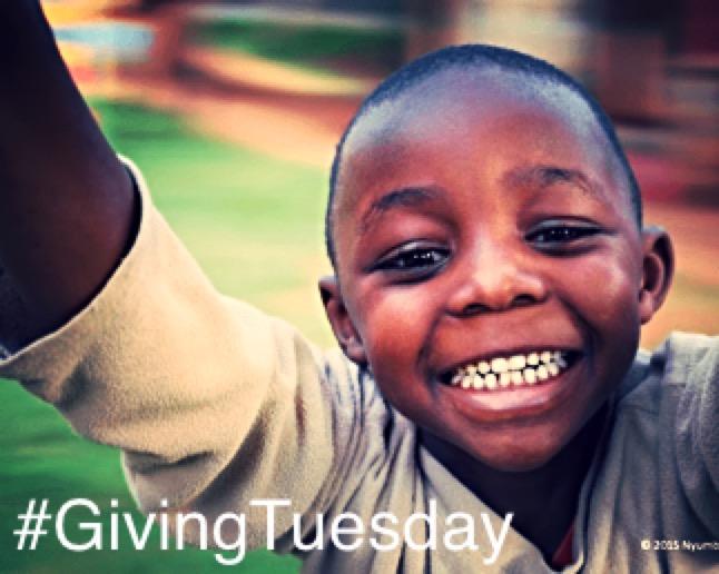 Please mark you calendar: Tuesday, November 28, 2017 #GivingTuesday