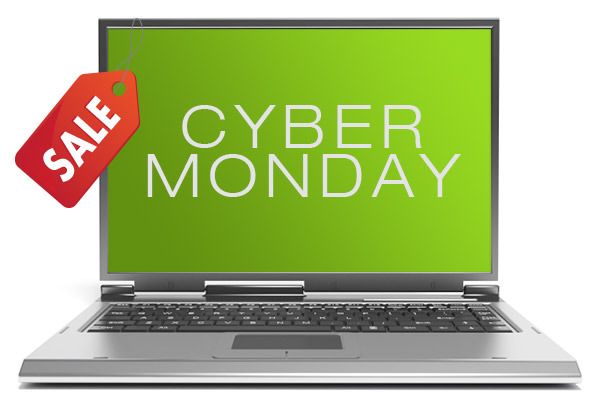 Today is Cyber Monday.