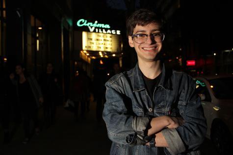 Alex Greenberger is the Arts Editor at Washington Square News.