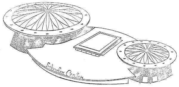 Schaefer Center Line Drawing