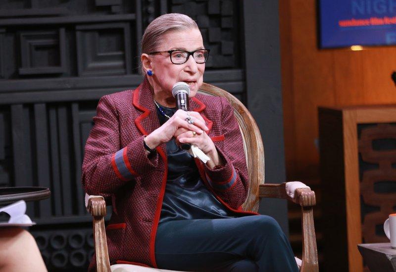 2018 Sundance Film Festival - Cinema Cafe With Justice Ruth Bader Ginsburg And Nina Totenberg