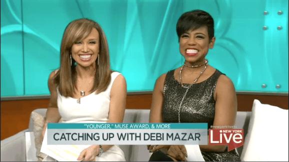 Catching Up with Debi Mazar (NBC New York)