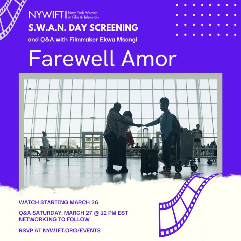 NYWIFT Plans Weekend of Screenings and Celebration (Digital Cinema Report)