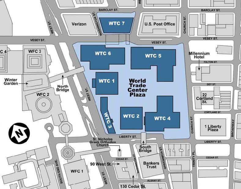 New York WorldTrade Center September 112001