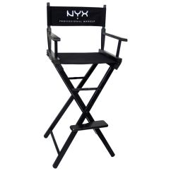 Personalized Makeup Artist Chair Hand Directors Nyx Professional