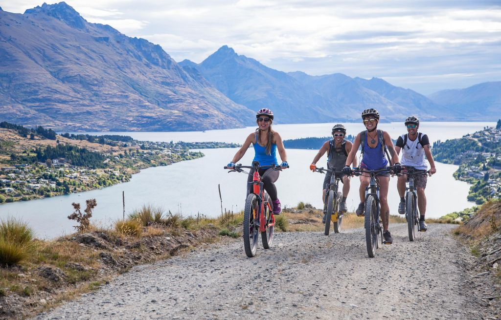 NZ High Country eBike Tours with NZeBikes